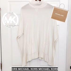 Michael Kors Poncho